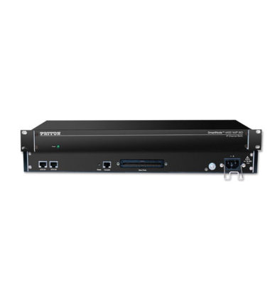 SmartNode IpChannelBank 24 FXO VoIP GW-Router, 2x10/100bTX, AC Power