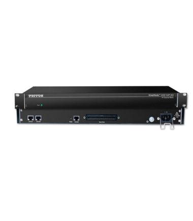 SmartNode IpChannelBank 24 FXS VoIP GW-Router, 2x10/100bTX, AC Power