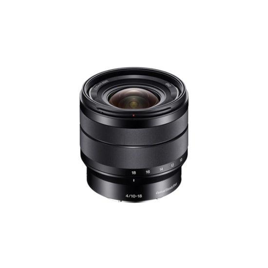 Sony 10-18mm f4 Lens (SEL1018)