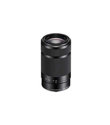 Sony E 55-210mm f4.5-6.3 OSS Lens (Black)