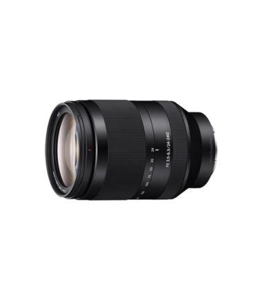 Sony FE 24-240mm f3.5-6.3 OSS Lens (F4 SEL24240)