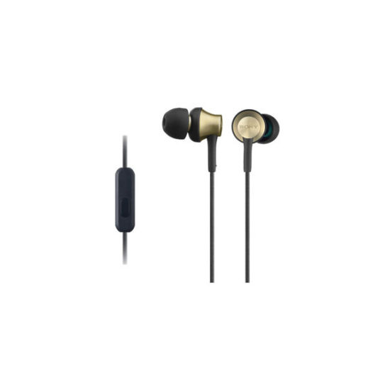Sony MDR-EX650AP Headphone Gold