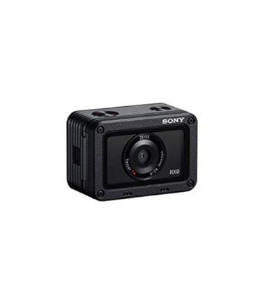 Sony RX0 Waterproof Shockproof Camera Black