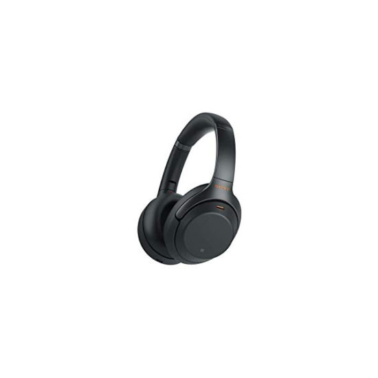 Sony WH-1000XM3 Wireless Over-Ear Headphone Black
