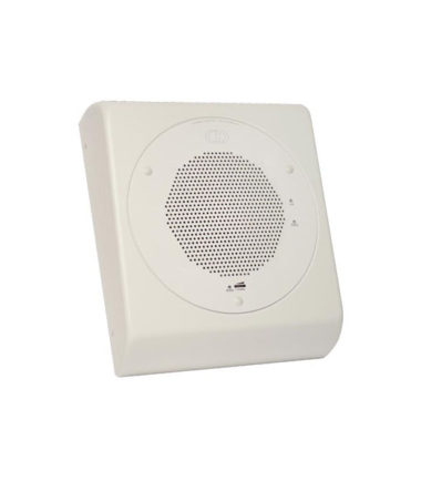 VoIP Wall Mount Adapter for Ceiling Speaker - Gray White