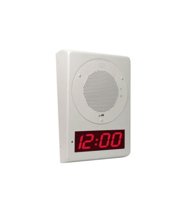 Wall Mount Clock Kit - Gray White