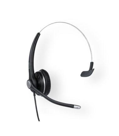 Wideband Monaural Headset for Snom-D3xx/D7xx/7xx