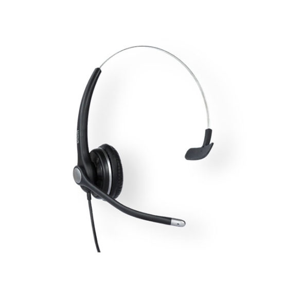 Wideband Monaural Headset for Snom-D3xx/D7xx/7xx