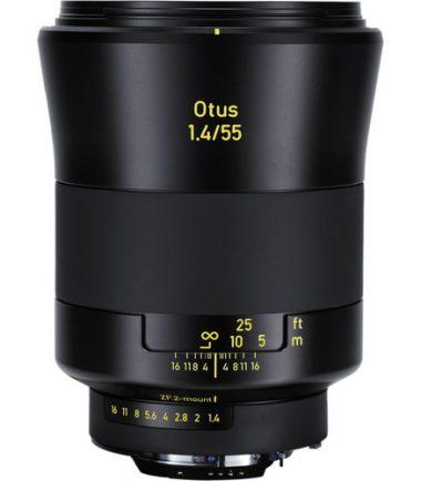 ZEISS Otus 55mm f1.4 ZF.2 Lens for Nikon F