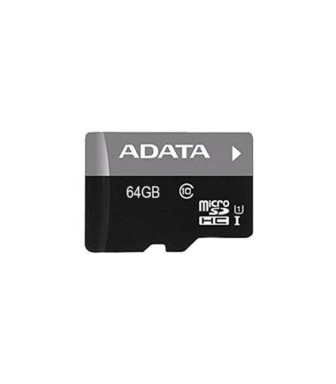 ADATA MicroSDXC Class 10 (64GB)