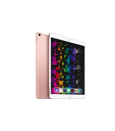 Apple New iPad Pro rose gold 10