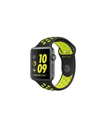 Apple Watch Nike+ Series 2 38mm Nike Sport Band MP082 (BlackVolt)