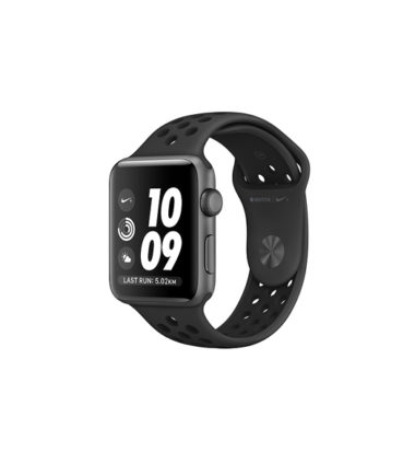 Apple Watch Nike+ Series 2 MQ182 42mm Space Gray Case with AnthraciteBlack Nike Sport Band