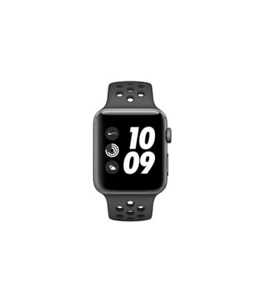 Apple Watch Nike+ Series 3 38mm Anthracite Black Sport MQKY2