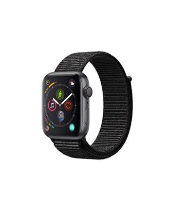 Apple Watch Series 4 Black Sport Loop 44mm Space Gray Aluminium (MU6E2)