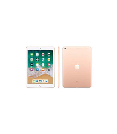 Apple iPad 2018 6th Generation 9.7 (LTE Version, 128GB, Gold)