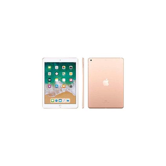 Apple iPad 2018 6th Generation 9.7 (LTE Version, 128GB, Gold)