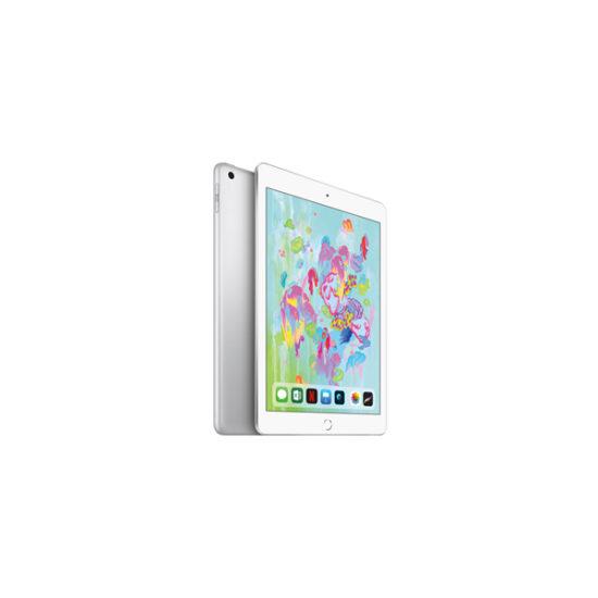 Apple iPad 2018 6th Generation 9.7(LTE Version, 128GB, Silver)