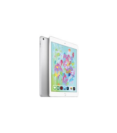 Apple iPad 2018 6th Generation 9.7(LTE Version, 32GB, Silver)