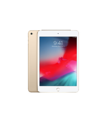 Apple iPad Mini 4 (LTE Version, 128GB, Gold)