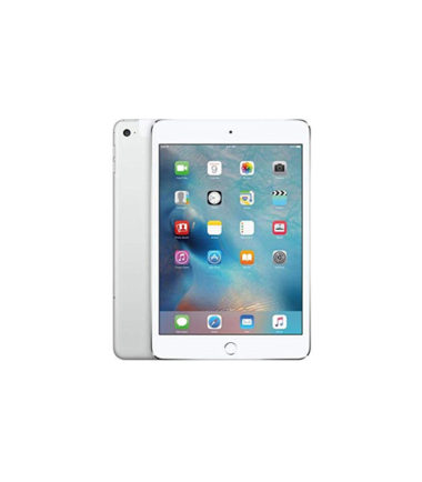 Apple iPad Mini 4 (LTE Version, 128GB, Silver)