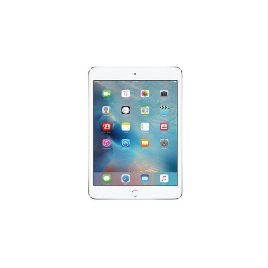 Apple iPad Mini 4 (WiFi Version, 128GB, Silver)