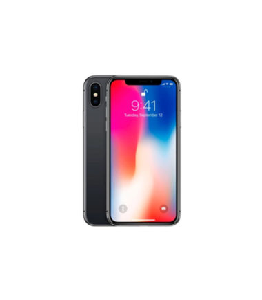 Apple iPhone X (256GB, Space Gray)