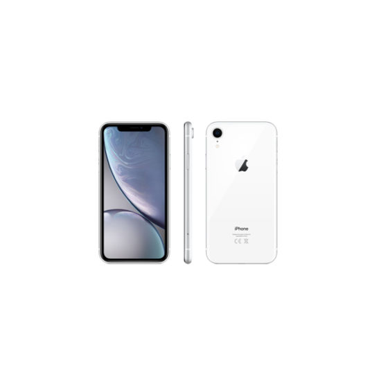 Apple iPhone XR (128GB, White)