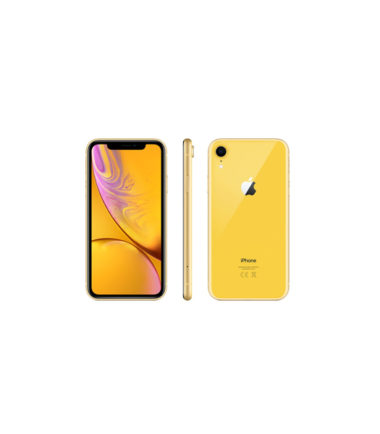 Apple iPhone XR (128GB, Yellow)