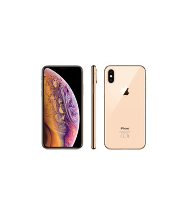 Apple iPhone XS Max (256GB, Gold, Dual SIM)