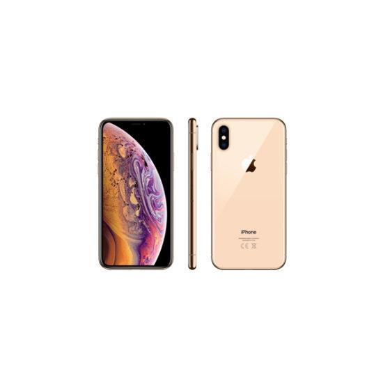 Apple iPhone XS Max (256GB, Gold, Dual SIM)