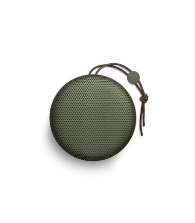 B&O BeoPlay A1 Bluetooth Speaker Moss Green