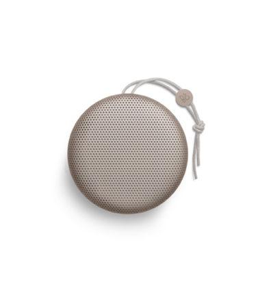 B&O BeoPlay A1 Bluetooth Speaker Sand Stone