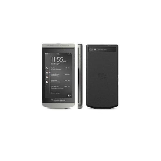 BlackBerry Porsche Design P9982 Silver