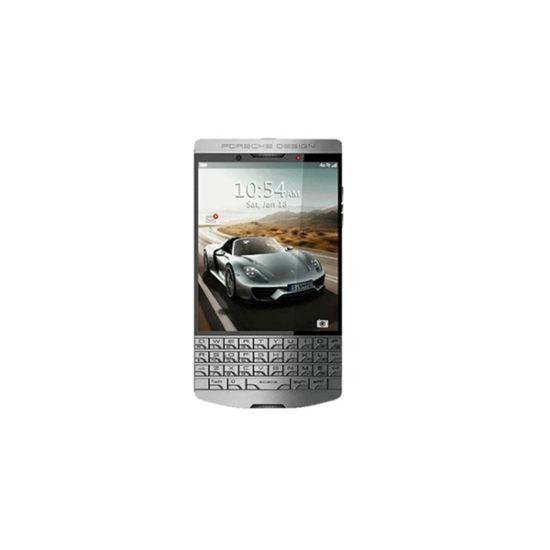 BlackBerry Porsche Design P9983 Silver