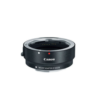 Canon EF-EOS M Mount Adapter (No Packing, without tripod)