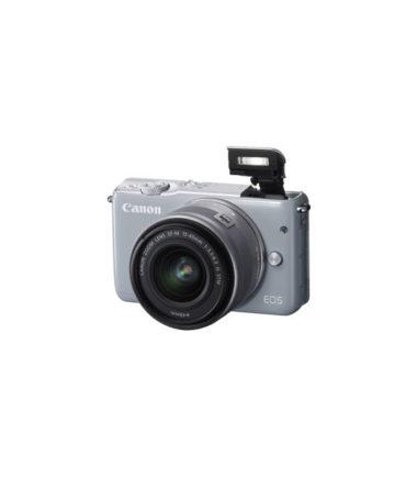 Canon EOS M10 Kit (EF-M 15-45mm STM) Grey