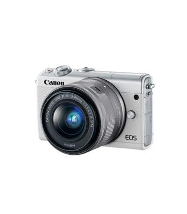Canon EOS M100 Kit (EF-M 15-45mm STM) White
