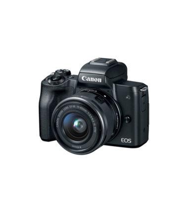 Canon EOS M50 Kit (EF-M 15-45mm STM) Black