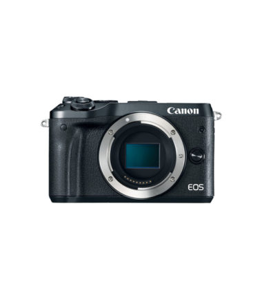Canon EOS M6 Body Black (Kit Box)