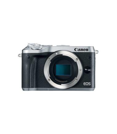 Canon EOS M6 Body Silver (Kit Box)