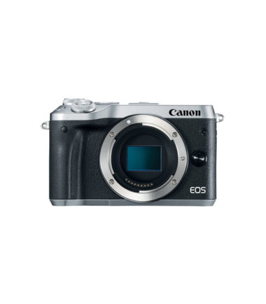 Canon EOS M6 Body Silver (Retail Box)