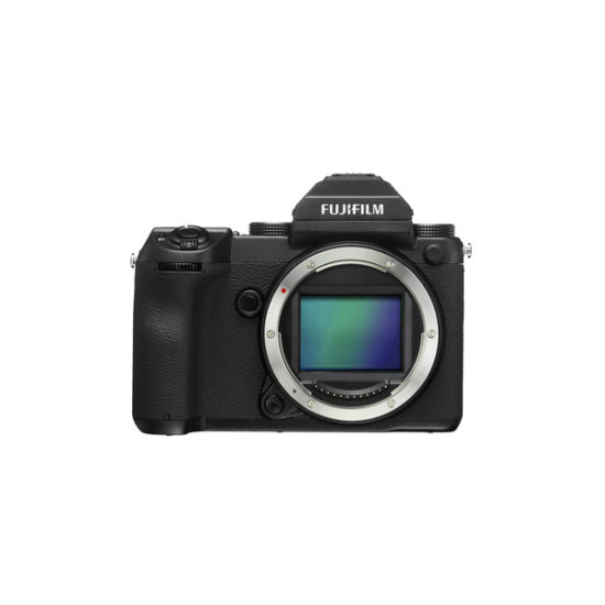 Fujifilm GFX 50S Medium Format Mirrorless Camera Body