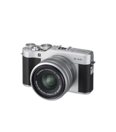 Fujifilm X-A10 Kit with 16-50mm Silver