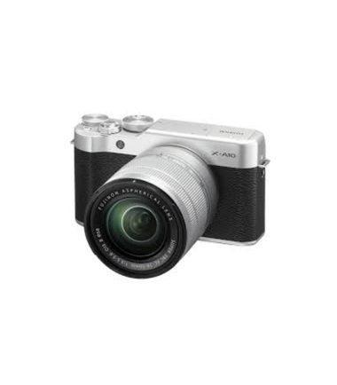 Fujifilm X-A10 Kit with 16-50mm White