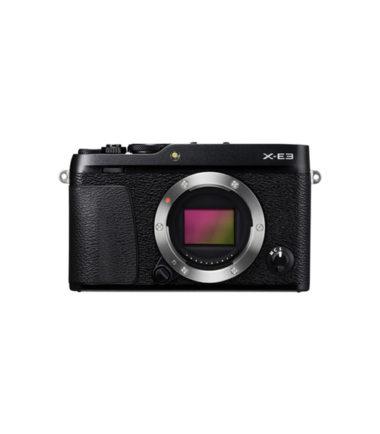 Fujifilm X-E3 Body Black