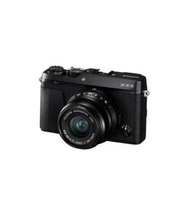 Fujifilm X-E3 Kit (15-45mm) Black