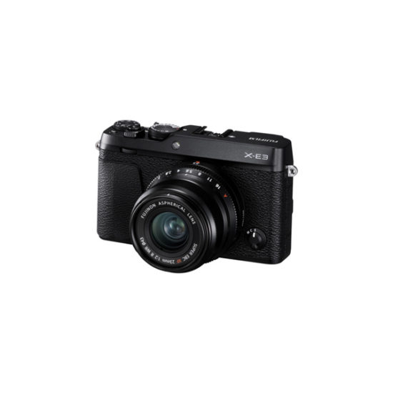 Fujifilm X-E3 Kit (15-45mm) Black