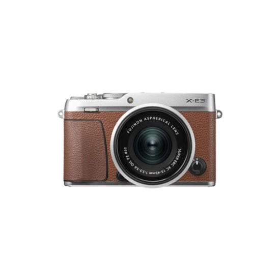 Fujifilm X-E3 Kit (15-45mm) Brown