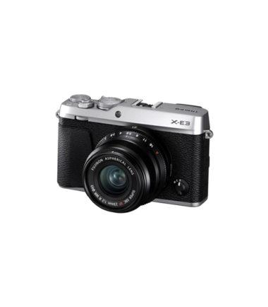 Fujifilm X-E3 Kit (15-45mm) Silver
